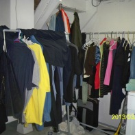 where I get my clothes from, no closets