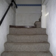 Stairs going to work