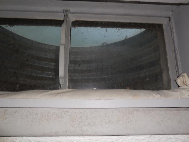Inside well